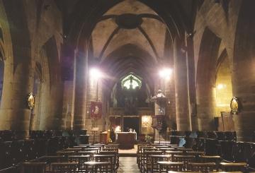 église de Villedieu les Poëles